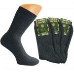 Army-sokken met 40% wol en badstofzool