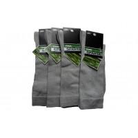 Bamboe heren sokken - Grijs (4 paar)