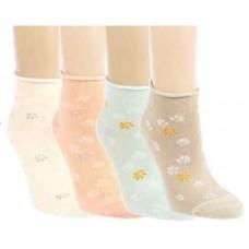 """Bamboe sokken """"Rolrand"""" (3 paar)"""
