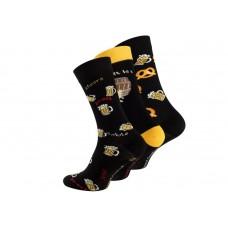 Bier & Krakelingen sokken (3 paar)