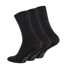 Clark Crown® BAMBOO business sokken - Zwart (3 paar)