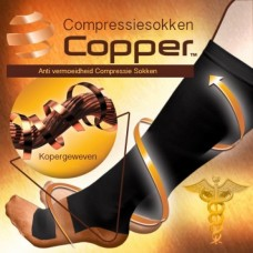 Compressiekousen Copper