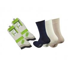 Set van 3 paar bamboe sokken