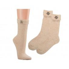 Trendy sokken met linnen (2 paar)