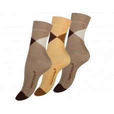 Vincent Creation® dames sokken (3 paar)