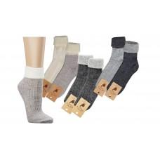 Winter sokken met Alpakawol (2 paar)